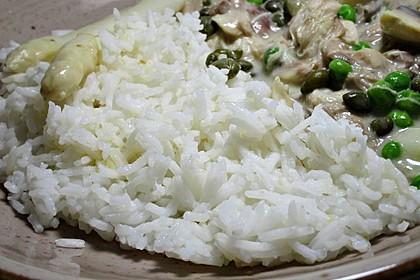 Der perfekte Reis