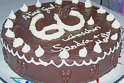 Der unglaublich schokoladige Schokoladenkuchen