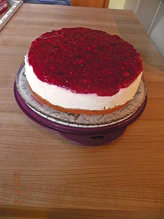 Rote Grutze Torte Von Spatzele Chefkoch De