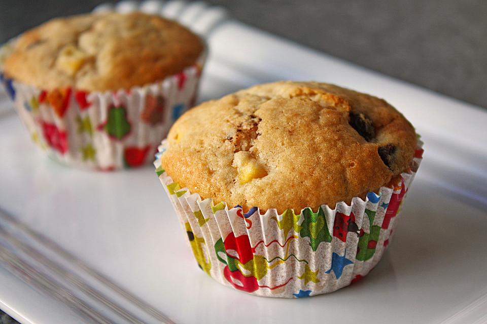 Muffins rezept ohne joghurt