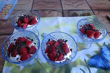 Frühlings - Dessert (Bild)