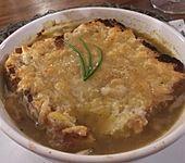 Zwiebelsuppe (Bild)