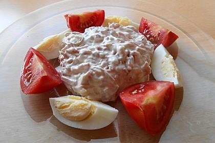 Töginger Fleischsalat, mit selbstgemachter Mayonnaise 4