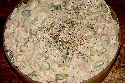 Töginger Fleischsalat, mit selbstgemachter Mayonnaise 6