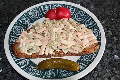 Töginger Fleischsalat, mit selbstgemachter Mayonnaise 1