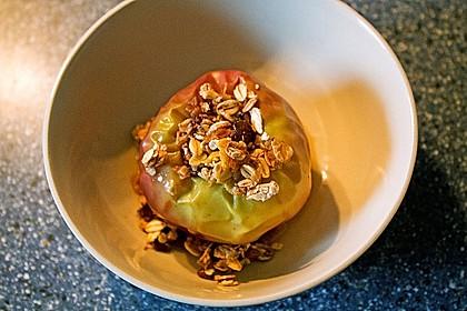 Bratapfel aus der Mikrowelle