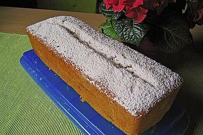 Eierlikör - Pflaumenmus - Kuchen