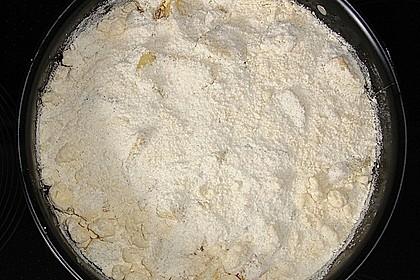 Apfelkuchen mit Rührteig und Streuseln 8