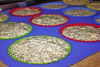 Apfel - Mohn - Muffins 17