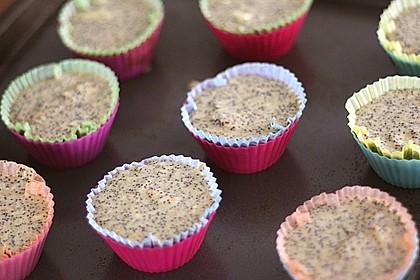 Apfel - Mohn - Muffins 15
