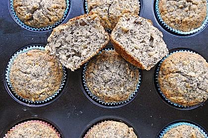 Apfel - Mohn - Muffins 3