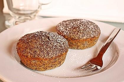 Apfel - Mohn - Muffins 1