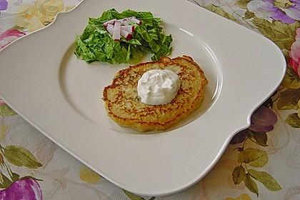 Irische Kartoffelpfannkuchen 1