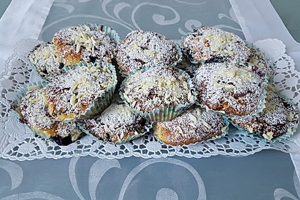 Extra White Chocolate Muffins 48