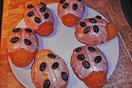 Extra White Chocolate Muffins 40