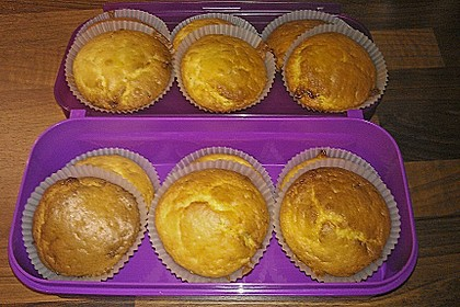 Extra White Chocolate Muffins 89