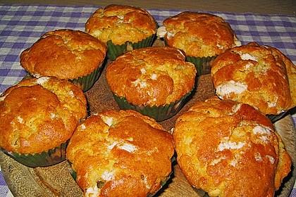 Extra White Chocolate Muffins 58