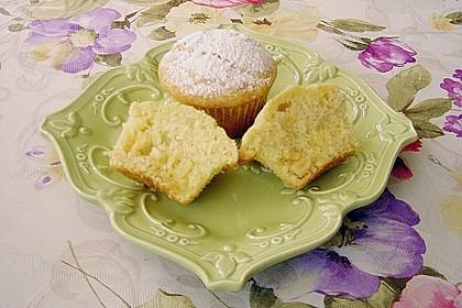 Extra White Chocolate Muffins 20