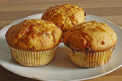 Extra White Chocolate Muffins 31