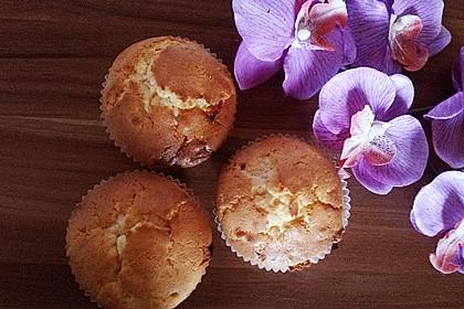 Extra White Chocolate Muffins 21