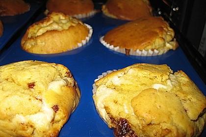 Extra White Chocolate Muffins 99