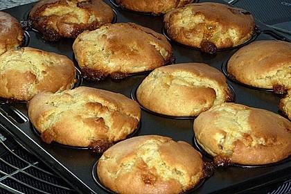 Extra White Chocolate Muffins 60