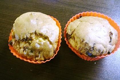 Extra White Chocolate Muffins 106