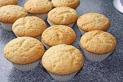 Extra White Chocolate Muffins 28