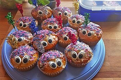 Extra White Chocolate Muffins 1