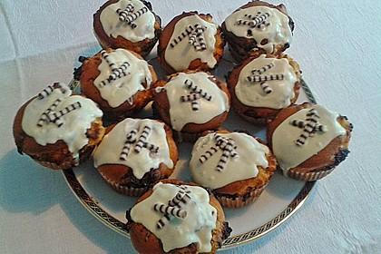 Extra White Chocolate Muffins 26