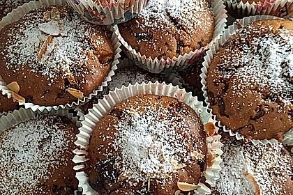 Extra White Chocolate Muffins 36