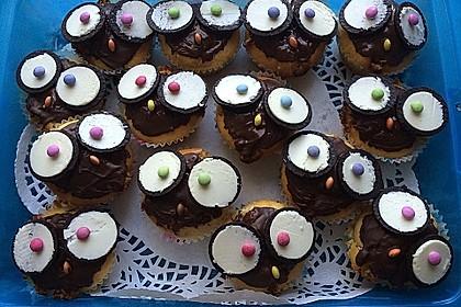 Extra White Chocolate Muffins 9