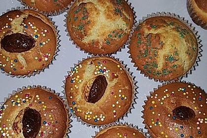 Extra White Chocolate Muffins 14