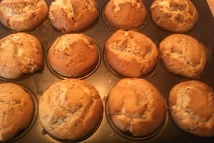 Extra White Chocolate Muffins 75
