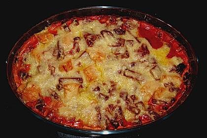 Svenjas Rote Bete-Süßkartoffel Gratin mit Ingwer 13