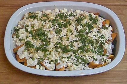 Svenjas Rote Bete-Süßkartoffel Gratin mit Ingwer 8