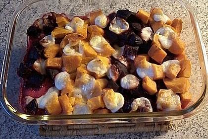 Svenjas Rote Bete-Süßkartoffel Gratin mit Ingwer 10