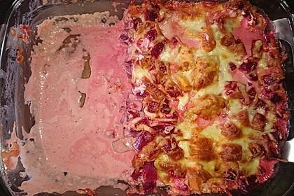 Svenjas Rote Bete-Süßkartoffel Gratin mit Ingwer 22