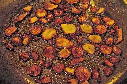 Topinambur - Chips 7