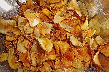 Topinambur - Chips 2