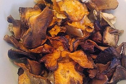 Topinambur - Chips 8