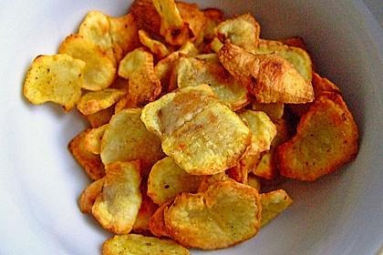 Topinambur - Chips 3