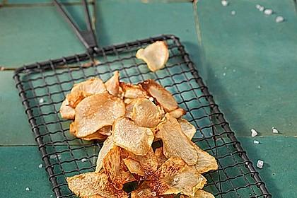 Topinambur - Chips 1