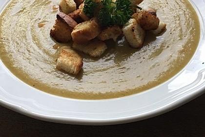 Mickys Kartoffelsuppe mit Champignons 24
