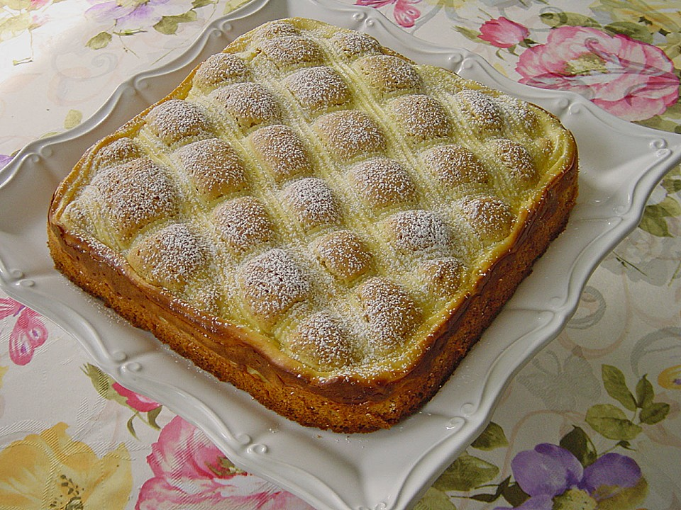 Steppdecken Kuchen Von Rocky73 Chefkoch De