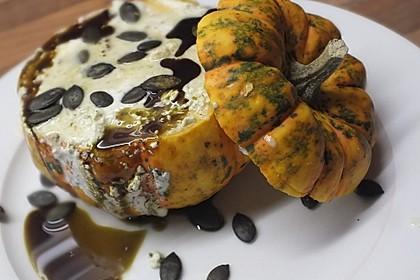Gorgonzola - Kürbis