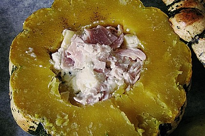 Gorgonzola - Kürbis 19