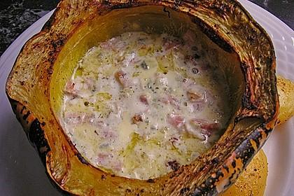 Gorgonzola - Kürbis 13