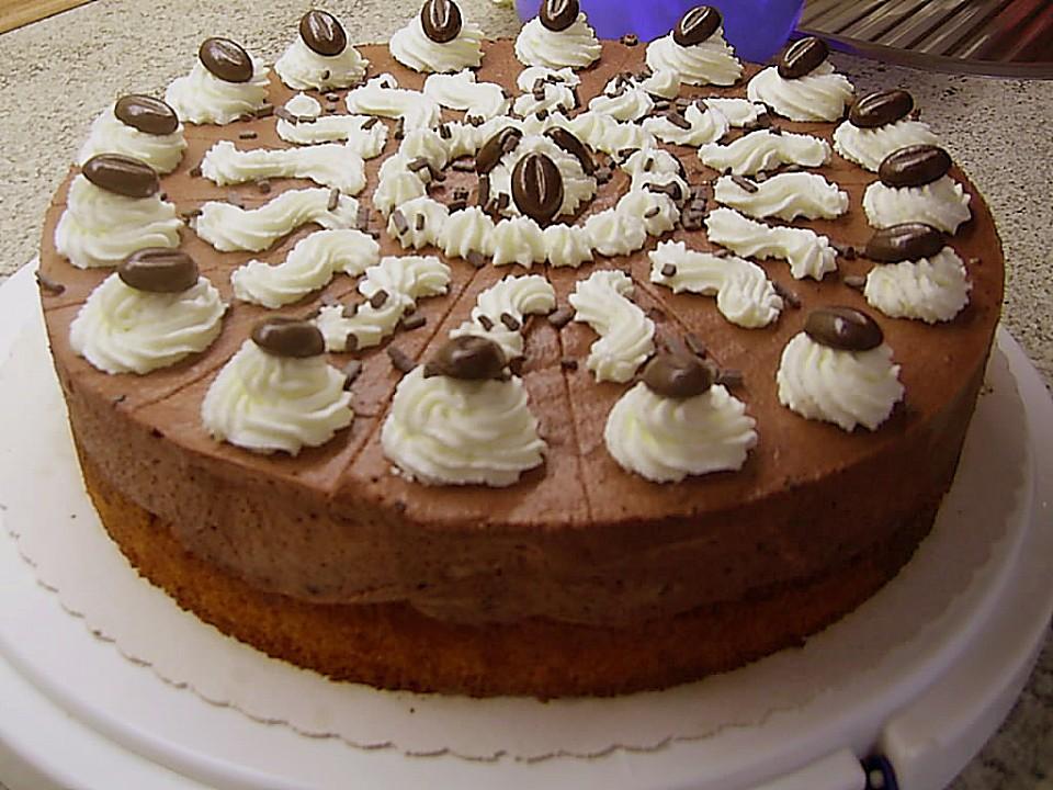 Schnelle Schokoladentorte Von Sabrina240783 Chefkoch