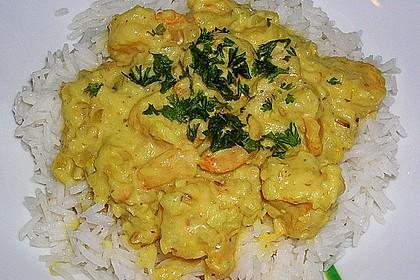 Jhinga Kari - Krabben Curry, indisch 1